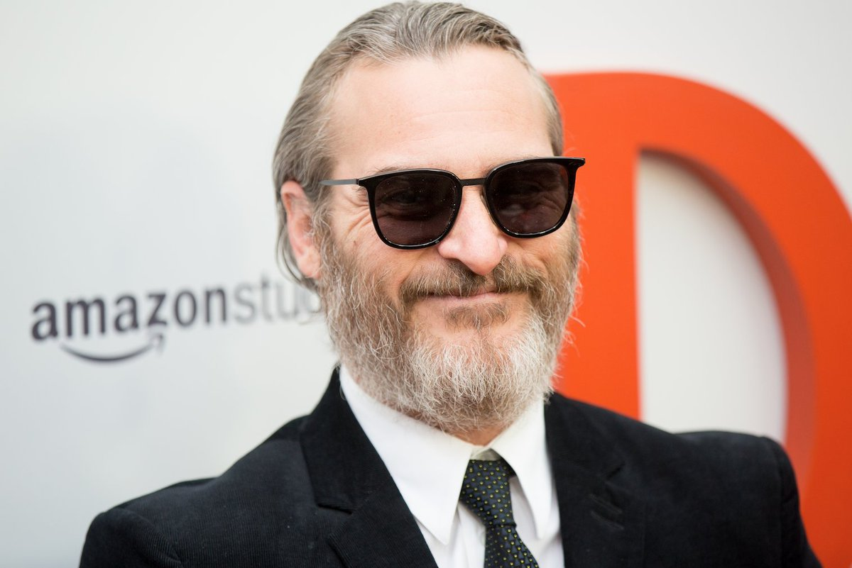 'Joker' origin movie, starring Joaquin Phoenix, to be released October 4, 2019.