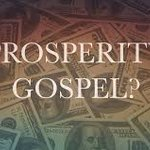 Image for the Tweet beginning: Opposing the Gospel of Prosperity: