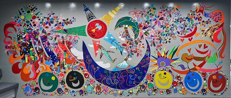 初の個展を9月に開催!香取慎吾が芸術祭「ジャポニスム 2018」広報大使に。 https://t.co/3isje4Q3nf
