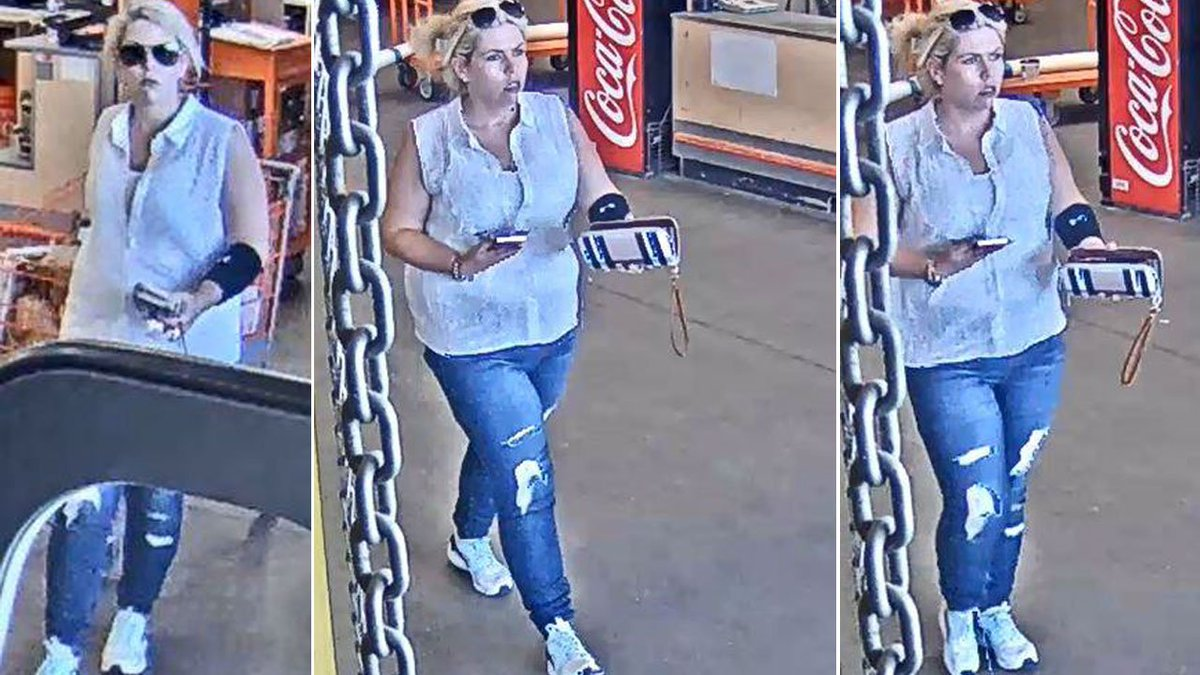 Glendale police searching for woman suspected of stealing belongings, vehicle at a gym https://t.co/80TrpZ8nEq