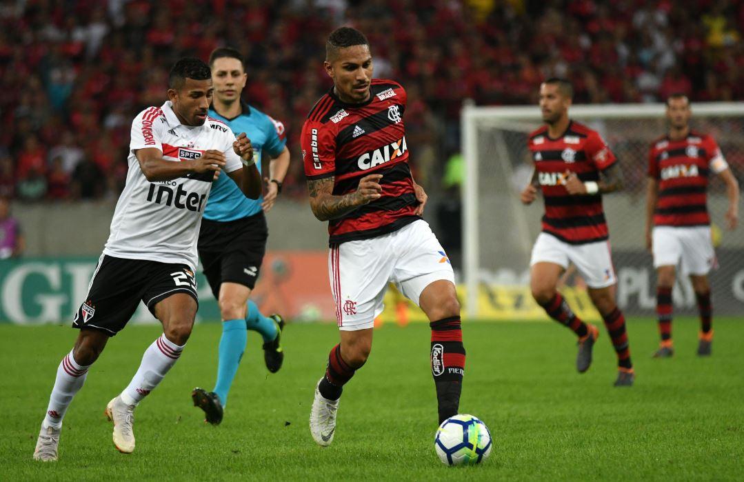 Qual time está jogando melhor? Siga Flamengo x São Paulo ➡️ https://t.co/Hib3gOOIdM