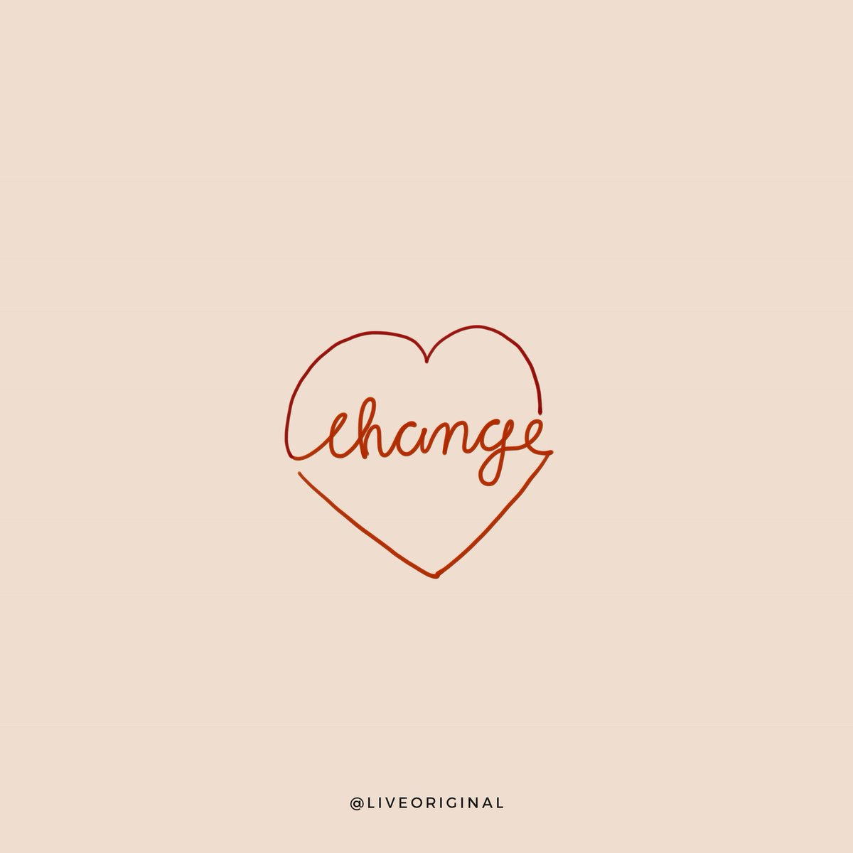 stop praying for your situation to change. start praying for your heart to change.