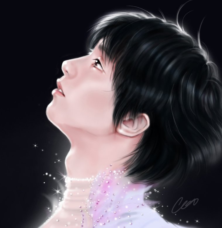 Юзуру Ханью / Yuzuru HANYU JPN - Страница 49 Dibj1enVMAADEJj