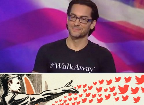 CNN Uses Discredited 'Hamilton 68' Website To Claim #WalkAway Campaign Hijacked By Russian Bots https://t.co/mqG8deiyAK