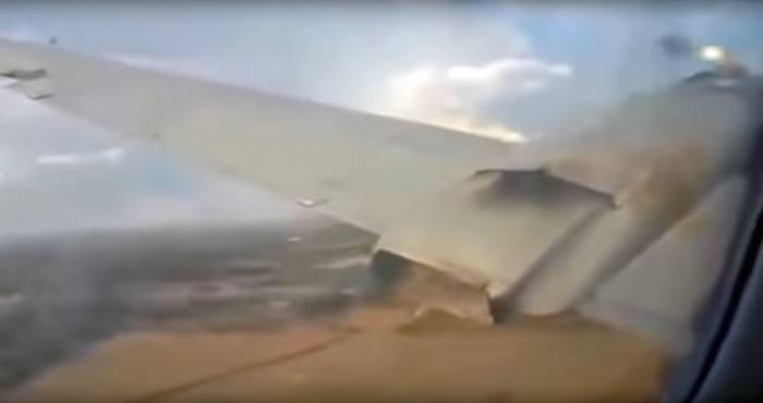Pasajero graba los minutos previos de que el avión en el que viajaba se estrellara en Sudáfrica https://t.co/EBlKRez4S8