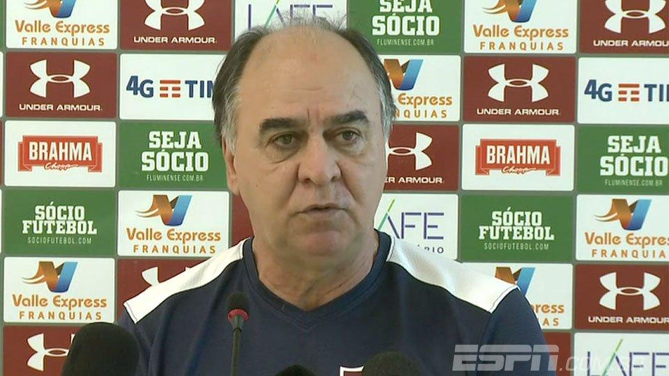 Marcelo Oliveira fala sobre qual é o objetivo do @FluminenseFC no Brasileiro. Veja: https://t.co/lwqbJ3rAYV