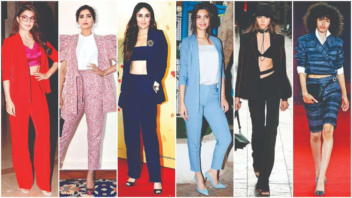 Kareena Kapoor Khan to Sonam K Ahuja: B-Town roots for off-duty tailoring https://t.co/Wx4i8CP9RC  @dandydujour