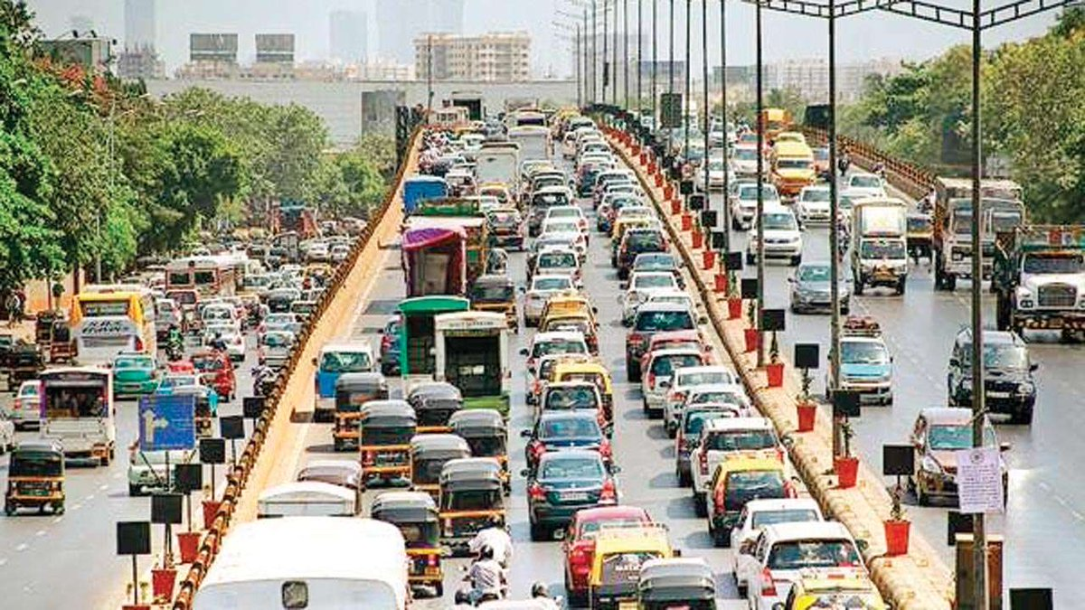 Mumbai: Work on two flyovers to BKC put off, traffic snarls to continue https://t.co/qXOtzI4PWc @Mehul_Thakkar_