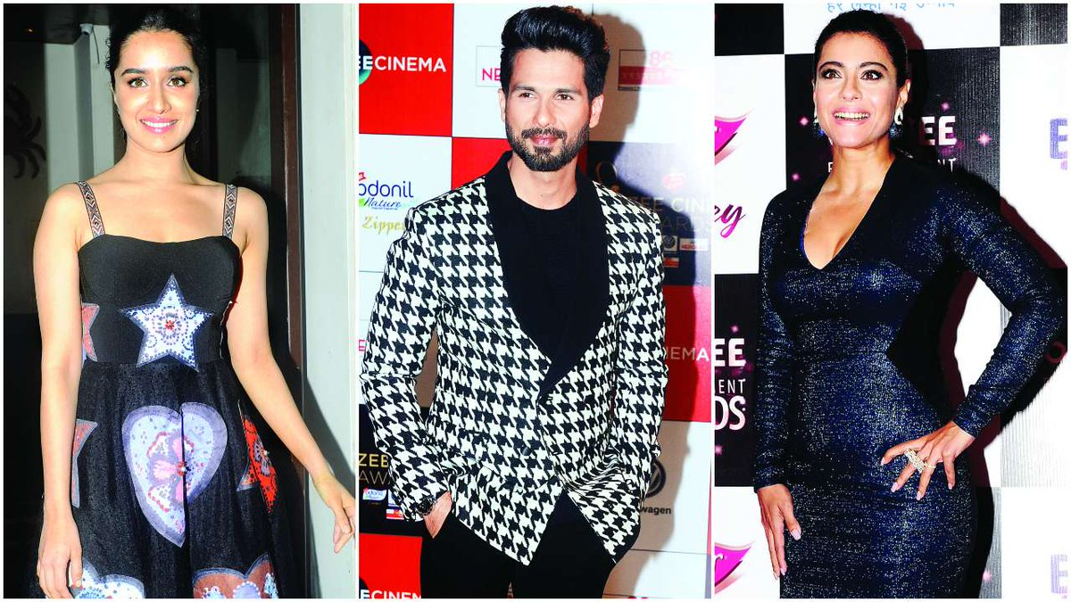 Batti Gul Meter Chalu vs Helicopter Eela: Shahid Kapoor-Shraddha Kapoor's clash with Kajol averted https://t.co/YJHjQGgiY0