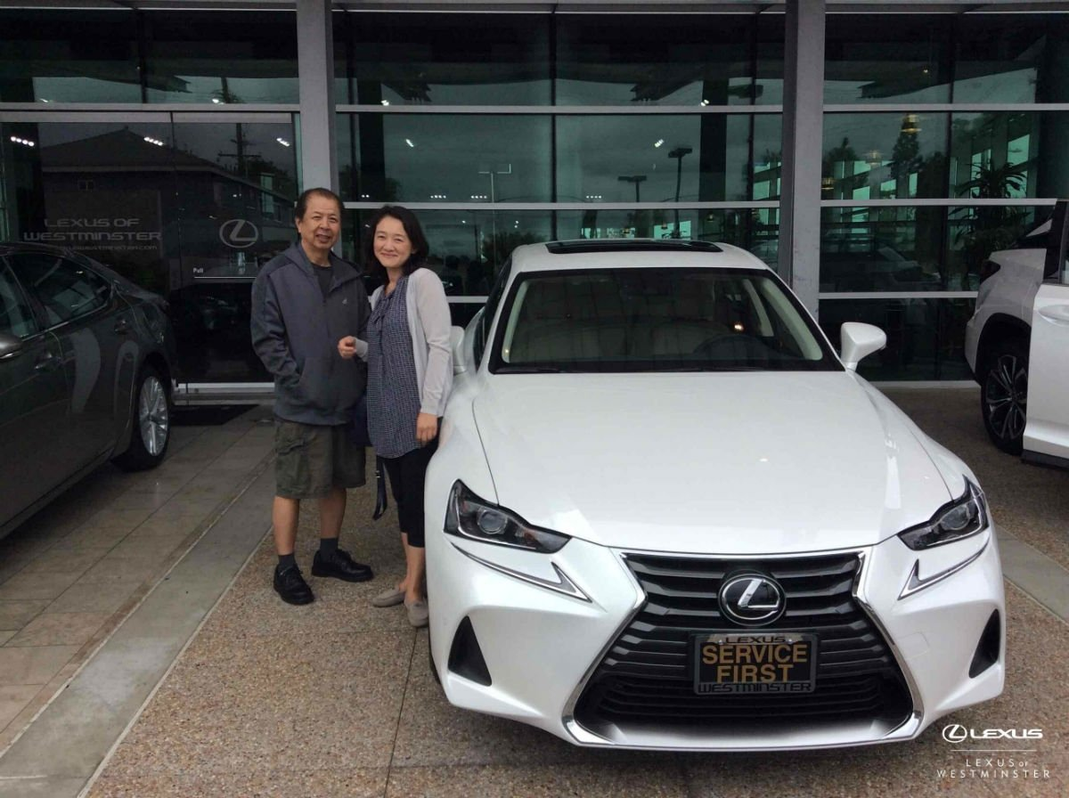 Welcome To Our #Lexus Family. Congratulations On Your New  Car!pic.twitter.com/ejxL94YUXR