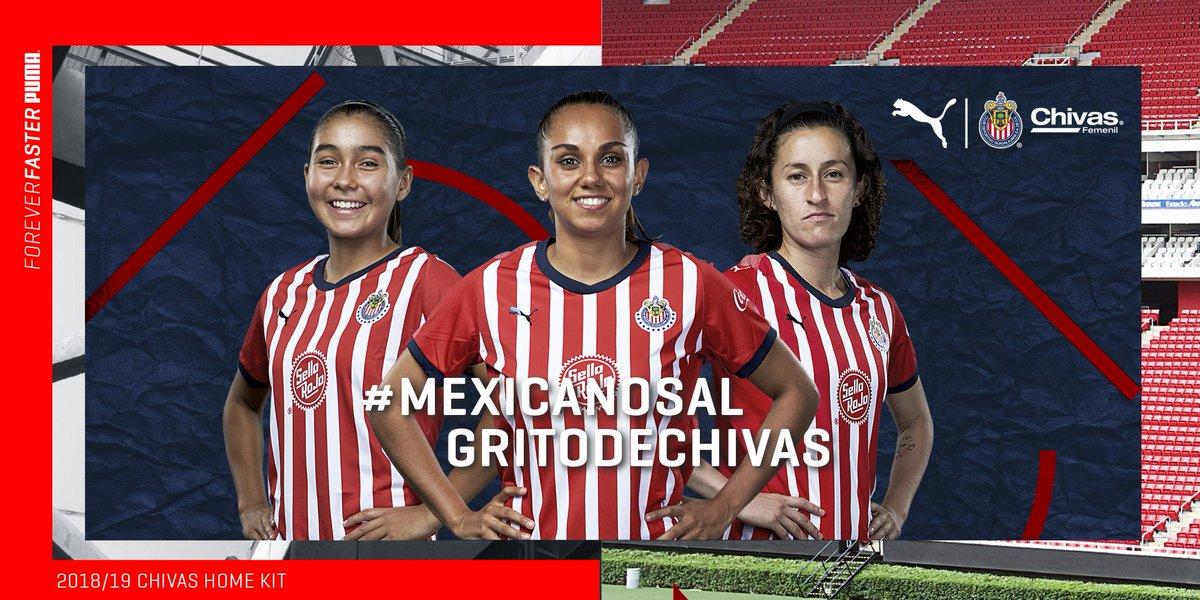 97ef87217 Chivas Femenil on Twitter