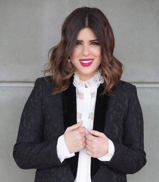 985ff6e08a366 أجمل الاطلالات الجمالية لنور خالد الشيخ خطيبة خالد الشاعر