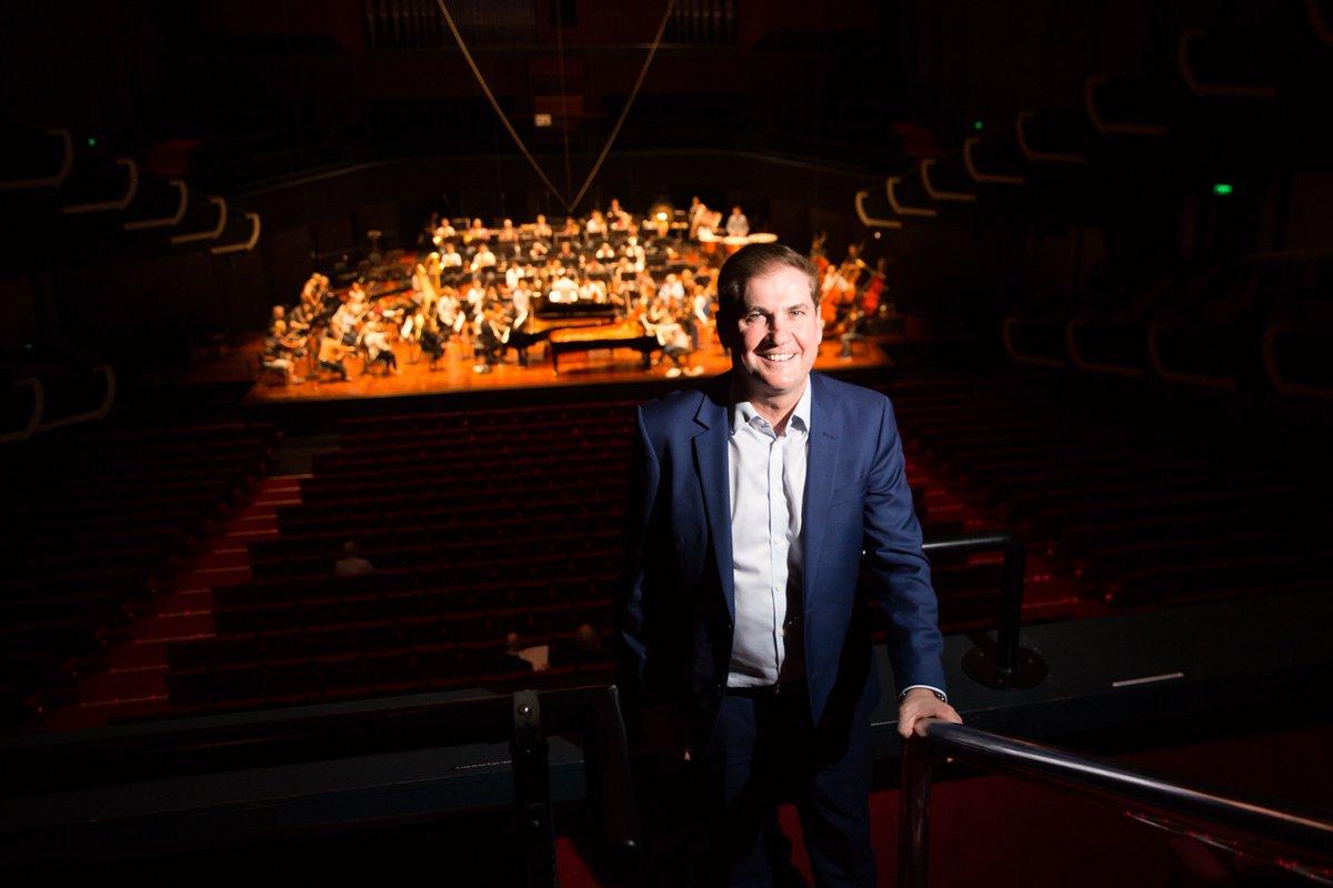 West Australian Symphony Orchestra (WASO)'s tweet -
