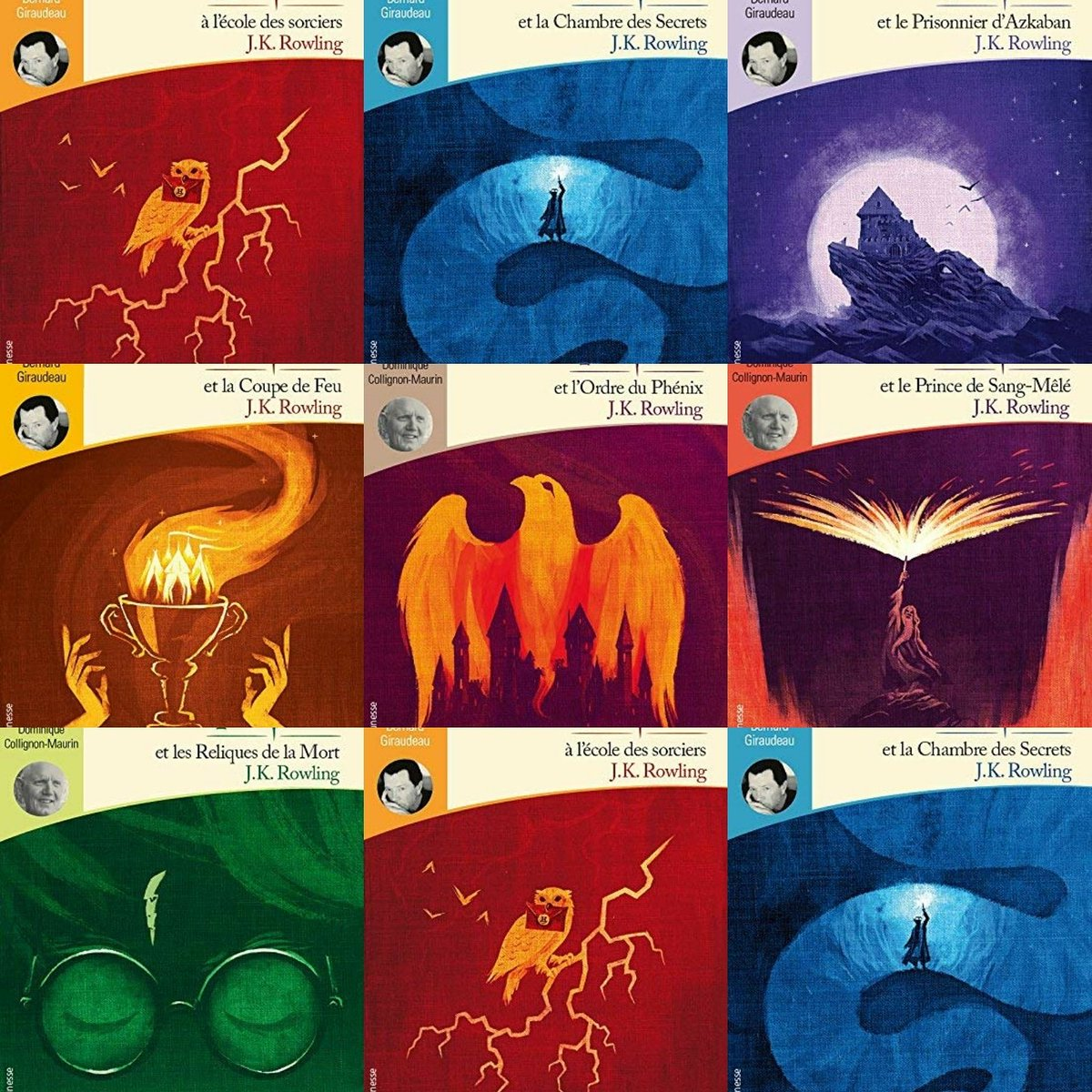 Univers Harry Potter On Twitter Livres Gallimard