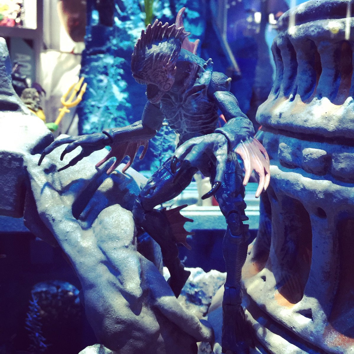 Liberan el esperado tráiler de Aquaman en la Comic Con San Diego