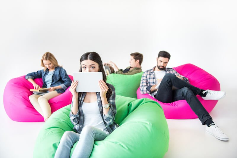 Astounding Bean Bags R Us On Twitter Bean Bags Must Be One Of The Evergreenethics Interior Chair Design Evergreenethicsorg