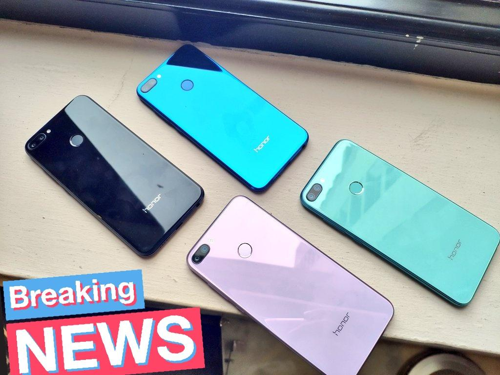 Honor 9N launching soon (24th July) in India, the phone looks beautiful and the in hand feel of the device is good. Look at all the interesting colors it will be available in India. Which one is ur fav color? More details soon.. @HiHonorIndia