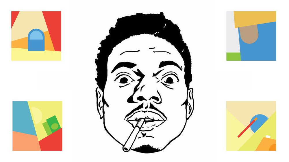Get ready to jump at the Chance! @chancetherapper just dropped FOUR new songs ab.co/2JABn82
