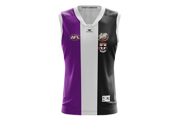MADDIE'S MATCH ONLINE AUCTION #2 | Bid on a #MaddiesMatch jumper signed by the one and only Nick Riewoldt. All proceeds going to @MaddiesVision: https://t.co/x3xRUlk08a