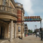 Image for the Tweet beginning: We have reached @battersea_arts with