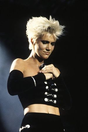 Happy Birthday to Roxette\s Marie Fredriksson.   My huge crush on her is well into its 4th decade.