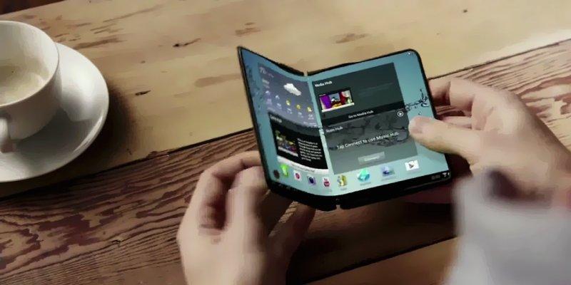 test Twitter Media - Samsung zou bijna klaar zijn met de opvouwbare smartphone - intern bekend onder de naam 'Winner' https://t.co/7oSCaEDJcM https://t.co/MCGLWaEiIj