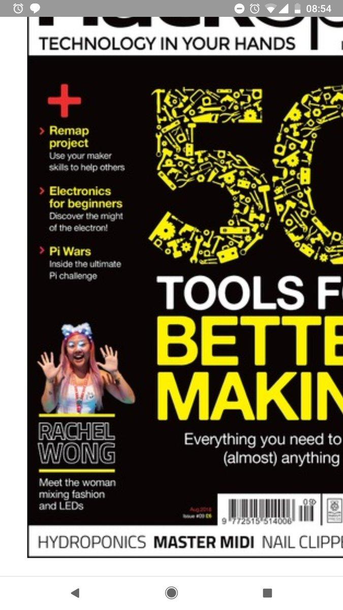 U magazine pdf electronics for