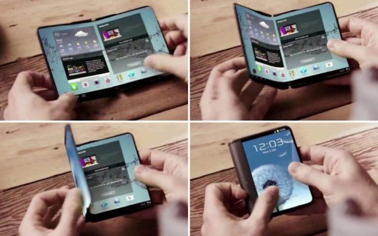 test Twitter Media - Samsung's buigbare smartphone komt volgend jaar al uit https://t.co/2dcvwImocC https://t.co/BwXmx9S8s7