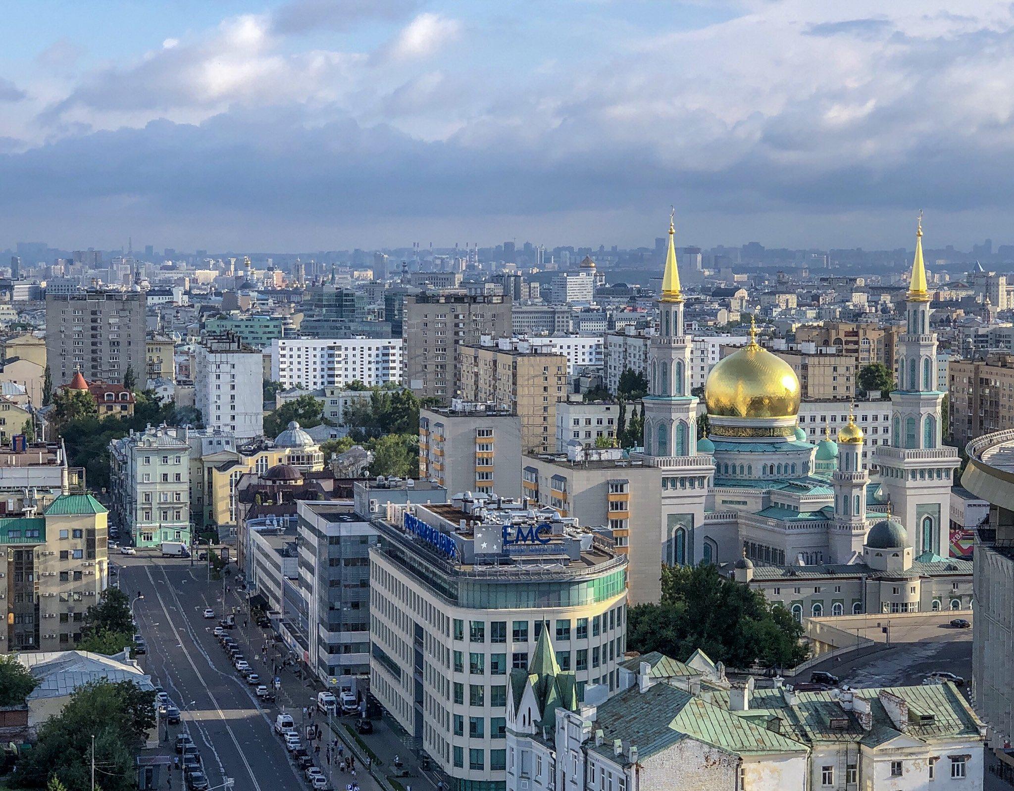новая московская соборная мечеть фото наверно, первый неолимпийский