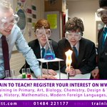 A career in teaching offers great benefits & opportunities for you to use a wide range of skills to inspire students in the subject you love. Register your interest for 2019/2020 here https://t.co/UHV719r6Y3   #getintoteaching #scitt #traintoteach