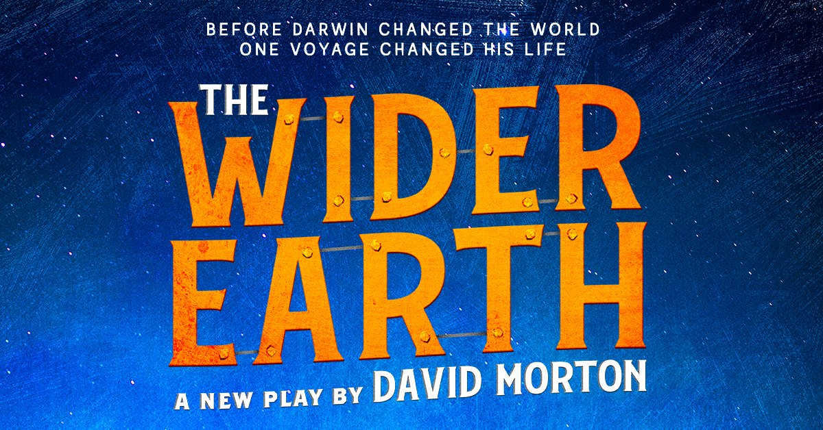 Before Charles Darwin changed the world, one voyage changed his life. This autumn, follow the adventures of a young Darwin in @TheWiderEarth, a new play in partnership with the Museum:  https://t.co/sHUoNVLNRi