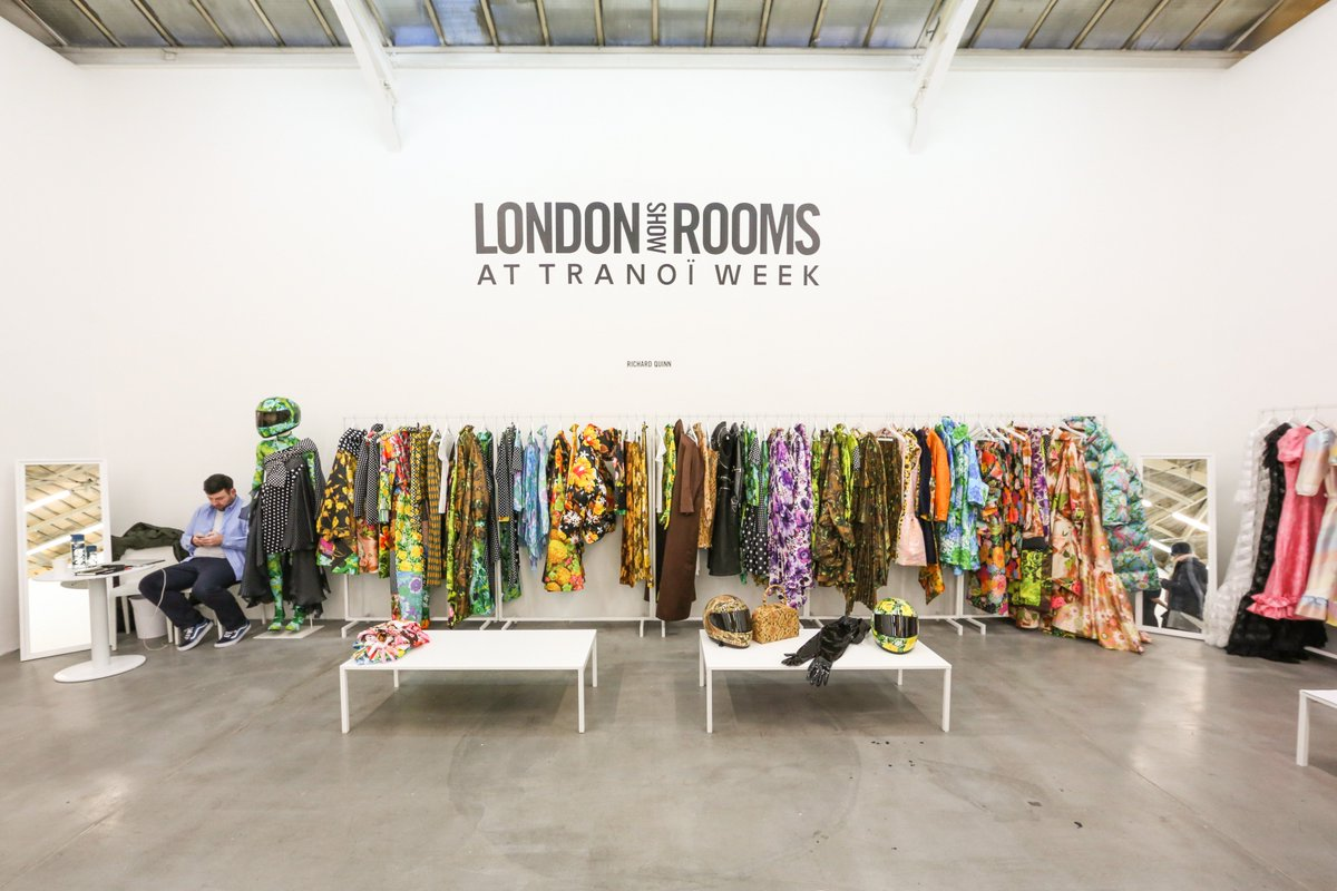 Calling all designers! Applications for the BFC #LONDONshowROOMS Paris 26th September - 2nd October 2018 are now online. To apply visit: https://t.co/5sjPV5ojrS