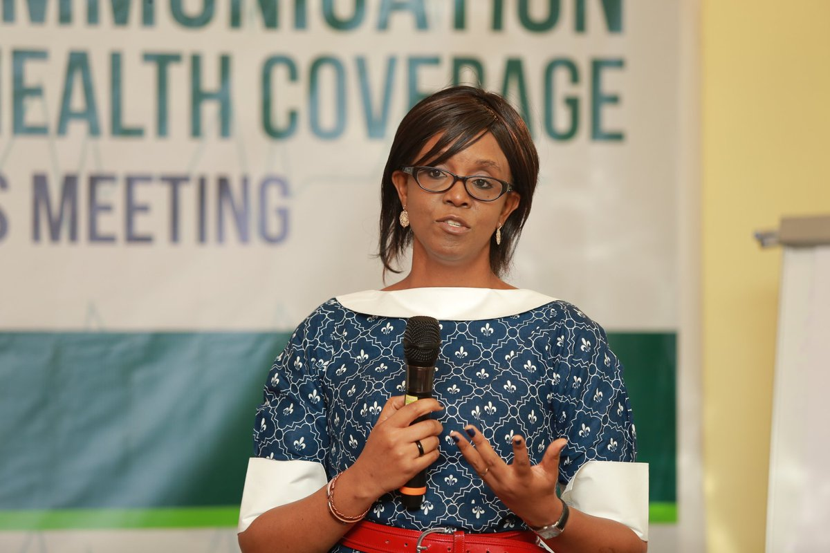It is critical that every Nigerian understands that health is a right and not a privilege. Just like the rest of the world, we have the right to good health @VIhekweazu-  at th #Health4AllNaijae   stakeholders meeting