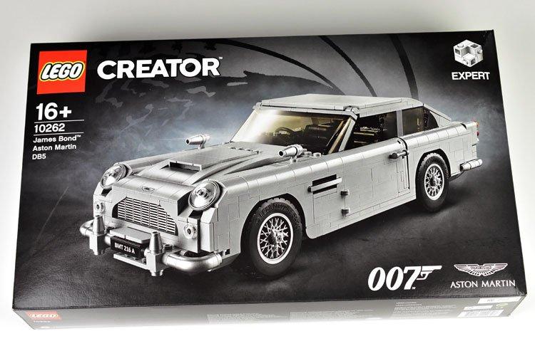 Lego JAMES BOND  ASTON MARTIN DB5 10262