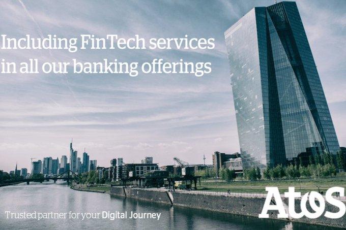 @NHInsight posiciona a Atos como líder en servicios de Banca Digital - via @esmonedaunica...