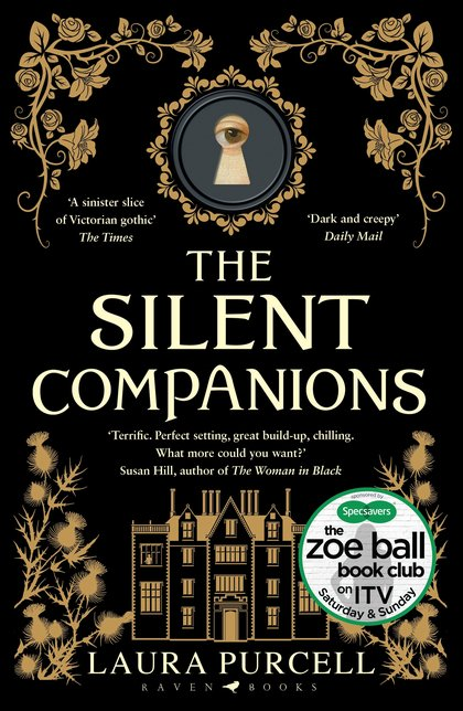 .@spookypurcell has won the £10k @WHSmith Thumping Good Read Award for The Silent Companions: https://t.co/5mU5ULjyD6