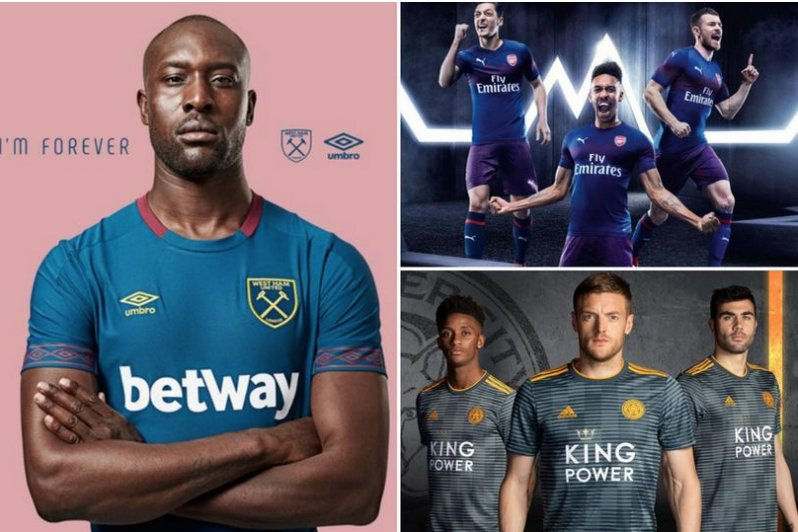2018/19 Premier League away kits ranked and rated - have your say on the best (and worst) strips  https://t.co/26YUR69ohF