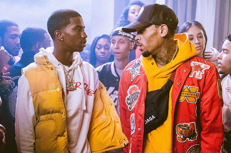 """Chris Brown joins King Combs in the video for """"Love You Better"""" https://t.co/1kHelJ0Nn7"""