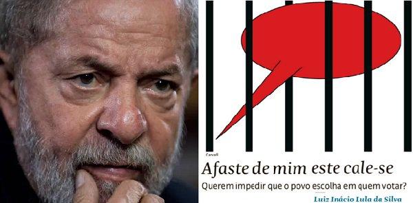 Lula: 'O que vocês temem que eu diga?' - https://t.co/IC9u05KPus