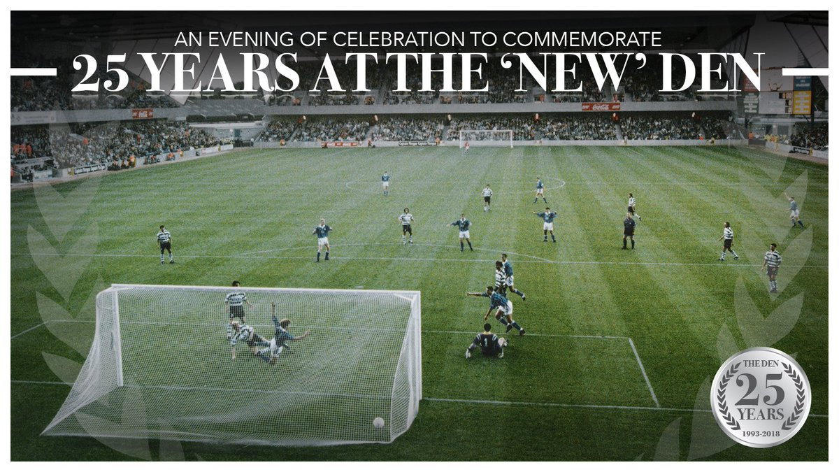 🍽 Join us for an evening of celebration at The Den as #Millwall commemorate 25 years at the clubs home... ➡️bit.ly/2uMGJYt
