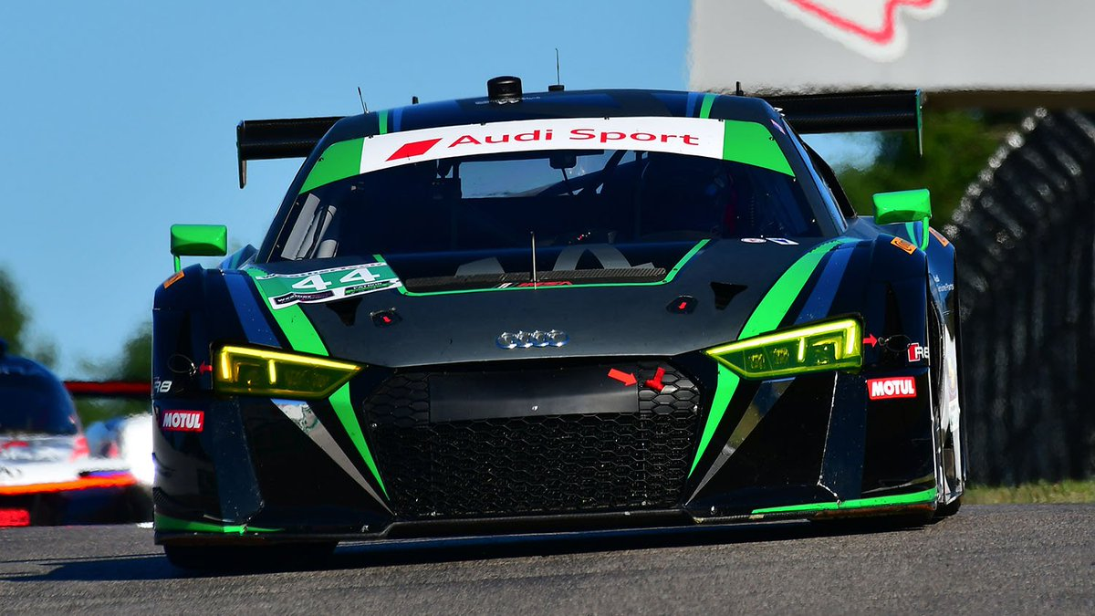 luck Audi teams week WeatherTechChampionshipSportsCar
