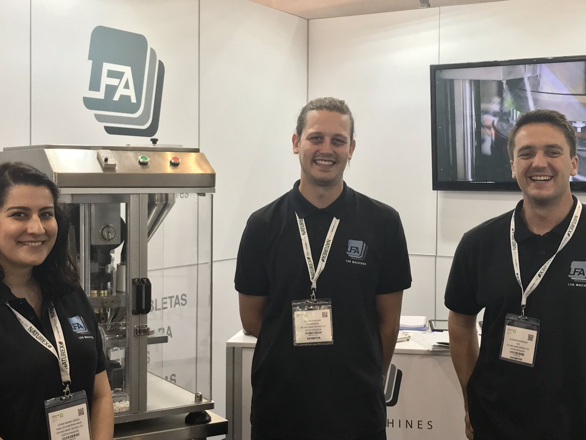 Looking back on our great @VitafoodsEurope experience two months ago... we are happy to announce we'll take part in @VitafoodsAsia in SeptemberSee you in Singapore #ThrowbackThursday #Tbt #Announcement #BusinessMilestones <br>http://pic.twitter.com/0FmKbp2do9