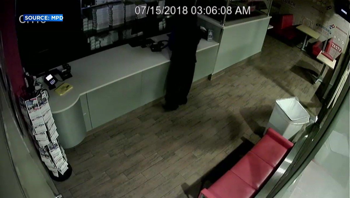 Domino's offers reward for man who tried robbing employee in parking lot https://t.co/2oJDaiSGXS | #wmc5