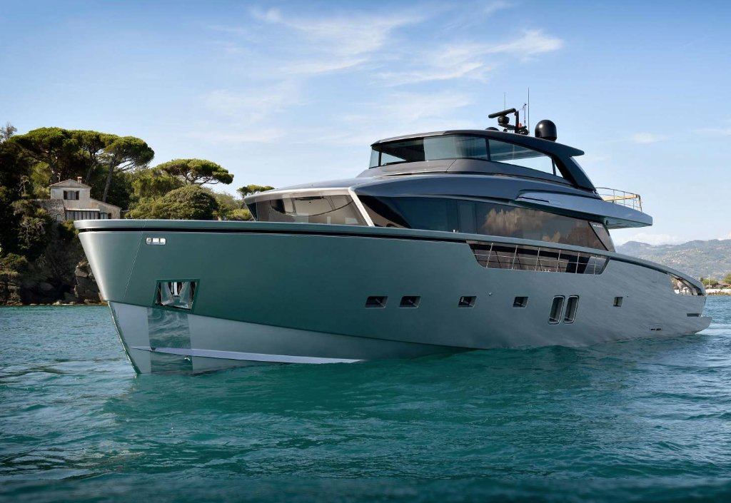 Climb aboard this $6 million eco-friendly yacht: https://t.co/UfMYrD4owJ