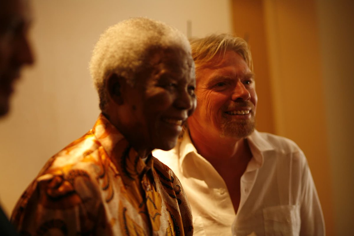 Madiba would call to wish me happy birthday – on his own birthday! – every year. It was just one small way Madiba showed his warmth and his humanity https://t.co/hNOoNKXgFy #WalkTogether