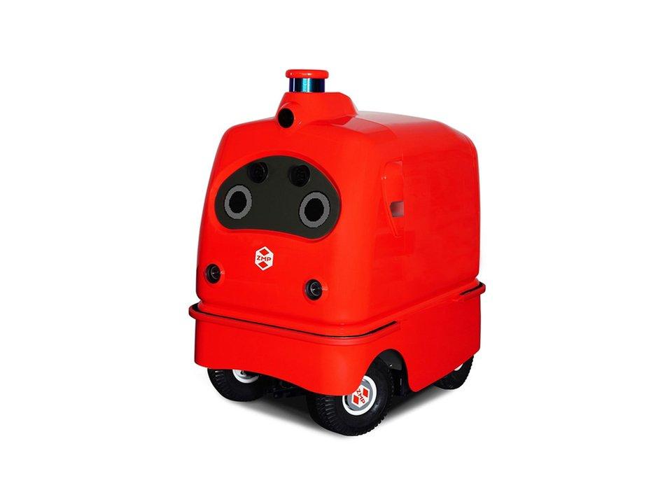 ラストワンマイルを担う国産の自走宅配ロボット「CarriRo Delivery」 #テクノロジー #プロダクト https://t.co/v874uwIQ54