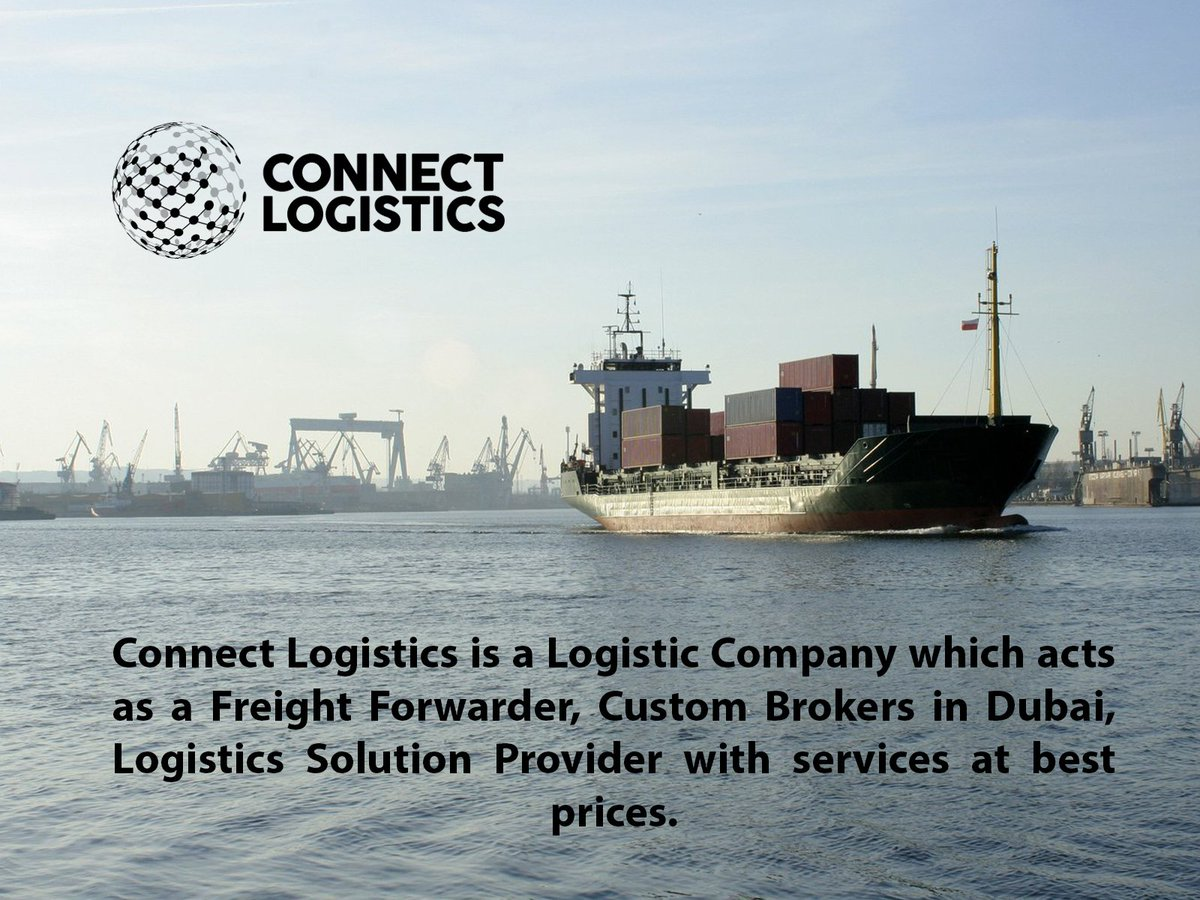 Connect Logistics Dubai (@Connectclc) | Twitter