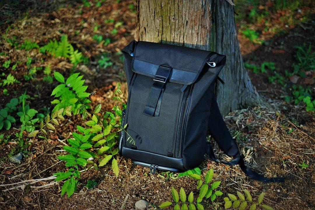 ドイツ製のバックパック「DAYFARER」は結局いつも持ち歩く相棒になりそう #EC #machiya https://t.co/Pr9I6twq8M