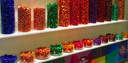 John Lewis to launch Quality Street pick and mix personalisation station for Christmas https://t.co/lD2EkCwpDR
