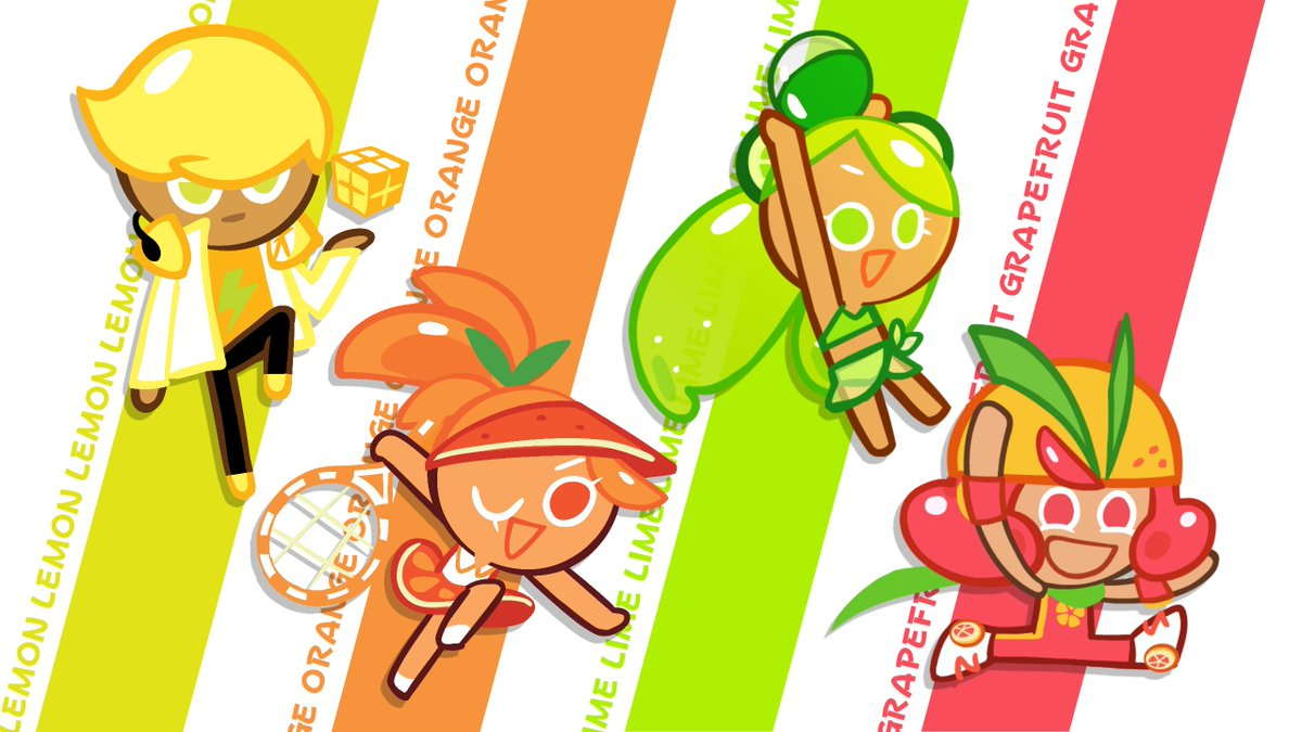 Cookierun On Twitter Need A New Wallpaper For Summer Cookierun Ovenbreak Check Out These Cool Wallpapers By Peppera629 Visit The Forum For More Https T Co 6otswjajz6 Https T Co Wwsq9lgchh